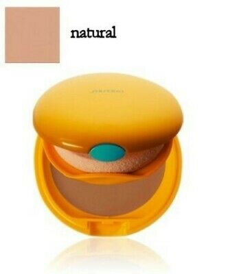 Shiseido Tanning Compact Foundation Spf 6 Color Natural