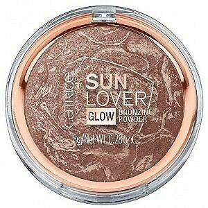 Catrice Sun Lover Glow Polvos Bronceadores 010 Sun-Kissed Bronze