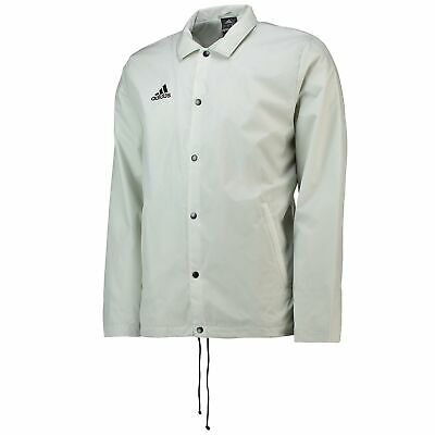 new products 92c8a 13280 ADIDAS TANGO STADIUM Jacket Coat Top Grey Football Mens
