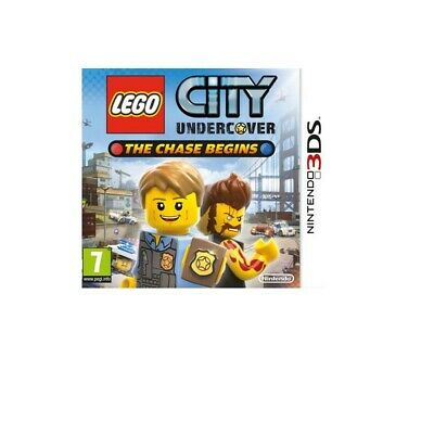 Nintendo Lego City Undercover The Chase Begins - Select Nintendo Sw 3Ds 2233749