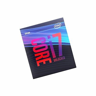 Intel Core i7-9700K Desktop Processor 8 Cores up to 4.9 GHz Turbo Unlocked LG...