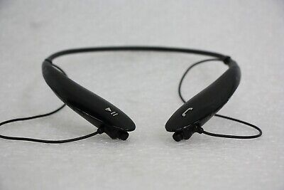 d9256e1553f GENUINE LG TONE Ultra HBS-800 Wireless Bluetooth Neckband JBL Stereo ...
