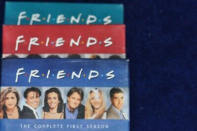Friends The Complete Second And Third Season, 3/4 Of First Season Dvds! Cc303Ucx