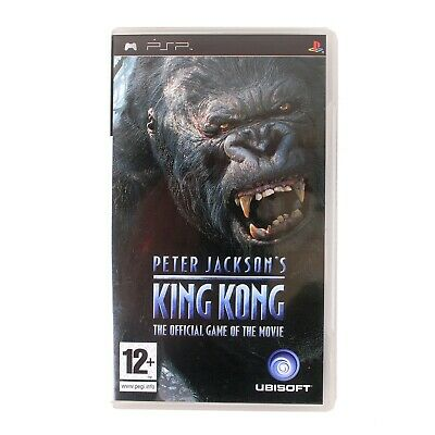 UMD - Peter Jackson's King Kong For Sony PlayStation Portable - 2005