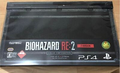 CAPCOM PS4 Resident Evil BIOHAZARD RE:2 Z Version COLLECTOR'S EDITION  JAPAN