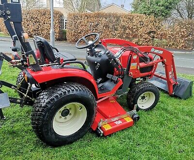 Branson 2900H Tractor Package