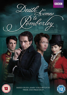 Death Comes To Pemberly Series 1 Dvd New 2014 Region 2