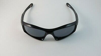 3da26e2960 Oakley Monster Pup Tony Stewart Polished Black Black Iridium 12-783 RARE
