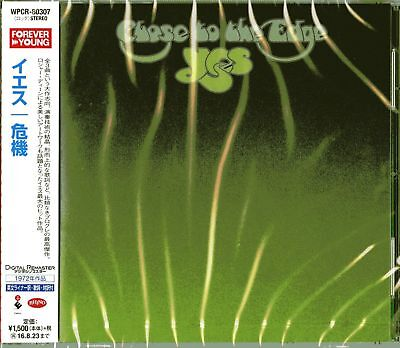 Yes-Close To The Edge-Japan Cd Bonus Track C94