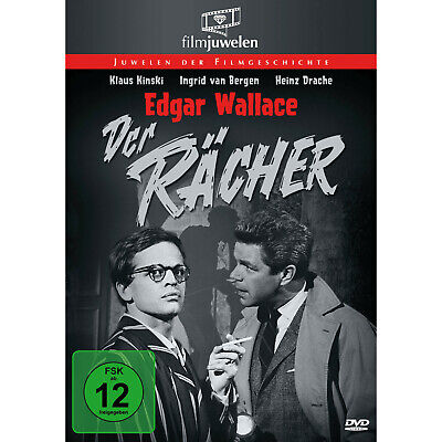 Der Raecher (Edgar Wallace) - (DVD)