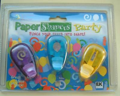 Paper Shapers Paper Punch Scrapbooking DIY Craft Card Making