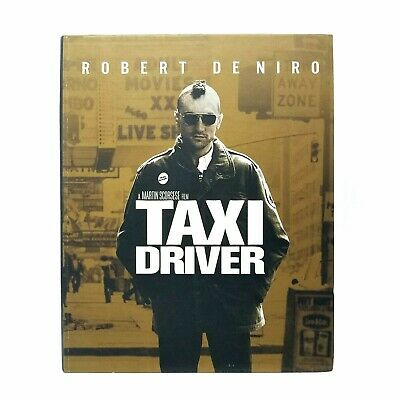Taxi Driver (1976) Very Good Blu-ray Digibook Robert De Niro, Jodie Foster