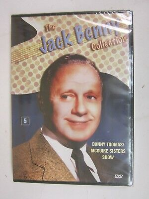 The Jack Benny Collection, Volume 5 (DVD, 2003) BRAND NEW  FACTORY SEALED