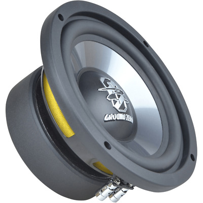 Ground Zero Iridium GZIW 165X-II 16.5 cm / 6.5″ subwoofer