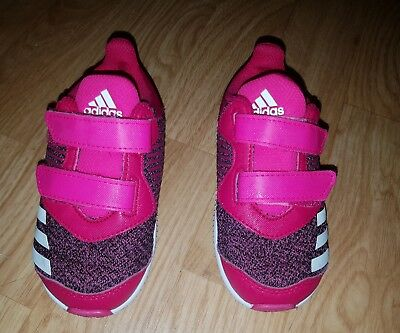f832f56452bee BASKET BEBE FILLE taille 22 adidas - EUR 13