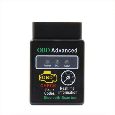 ELM327 OBD 2 OBDII Auto Bluetooth Diagnosewerkzeug Bluetooth Scanner V1.5