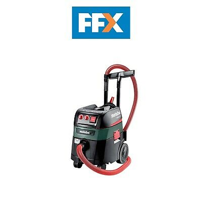 Metabo 602059000 240v 35L Class H Twin Filter Vacuum Cleaner