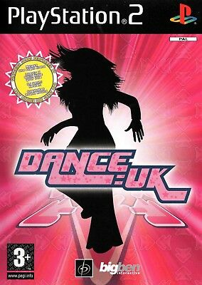 Dance: UK (Game Only) PS2 (PlayStation 2) - Free Postage