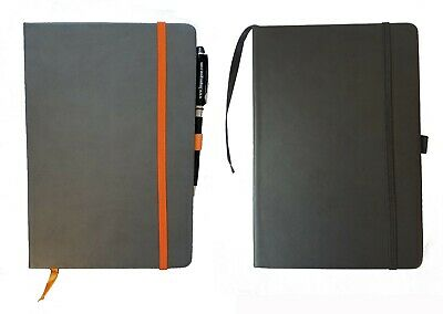 1 Classic A5 Notebook/ Writing Journal Planner Workbook 5.5 x 8.25 College Ruled