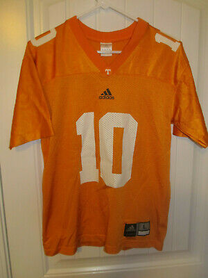 in stock d26ec 2527e TENNESSEE VOLUNTEERS FOOTBALL jersey - Adidas Youth Large