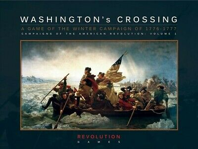 Washington's Crossing Revolution Games
