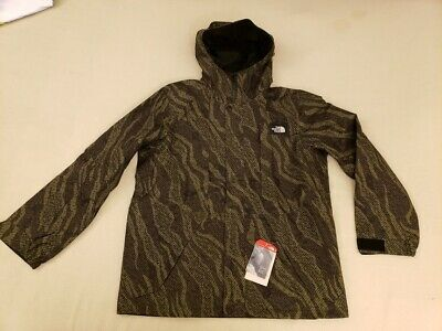 8c4da07ac1ec9 The North Face Turn It Up Camouflage Scale Action Sport Mens XL Jacket NEW  Camo