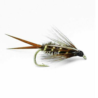 1 dozen Prince #16 Nymph Trout Fly Fishing Flies NIB