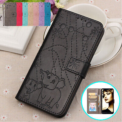 For Huawei P Smart 2019 Case Honor10 Lite Luxury Leather Wallet Flip Stand Cover
