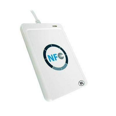 NFC ACR122U RFID Contactless smart Reader & Writer USB SDK 5 Mifare IC Card
