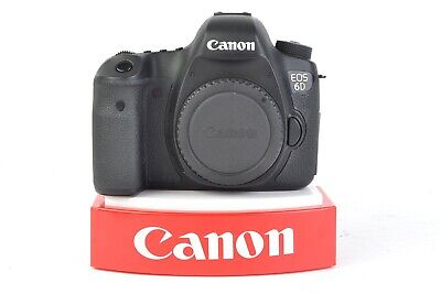 Canon EOS 6D (WG) 20.2MP DSLR Camera (Body Only) Shutter Count: 6,247 #E7828