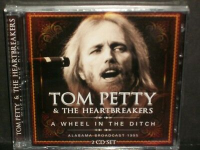 Tom Petty & Heartbreakers - Wheel in the Ditch 2-CD SEALED '95 broadcast