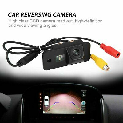 CCD Car HD Rear View Camera Reversing Parking Cam Night Vision for Audi A3-A8