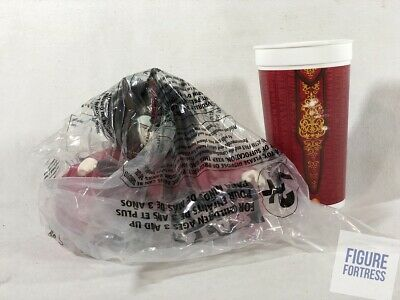 KFC / Taco Bell / Pizza Hut Star Wars Queen Amidala Cup Topper & Cup