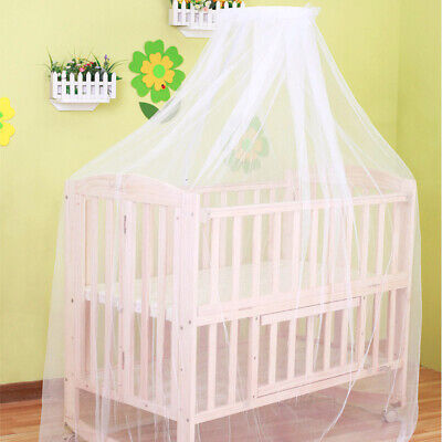 Summer Mosquito Net Baby Bed Cradle Princess Mesh Infant Portable Relief Sleep