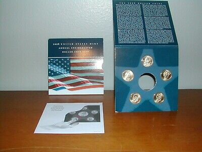 2008 Annual Uncirculated Dollar Coin Set