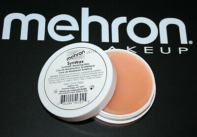 Synwax 1.5 Mehron synthetic wax cuts molded body appliances special FX effects