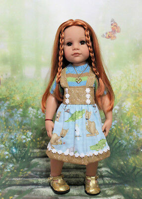 2 Piece Set for Gotz Hannah & Happy Kidz, and similar sized dolls (48-50cm)
