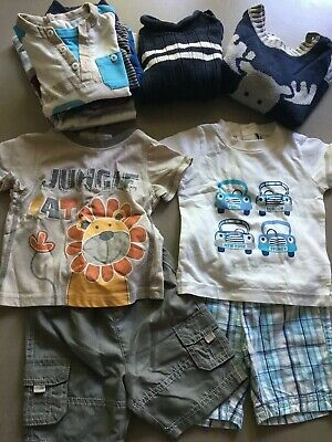 Baby boys clothes - from $1 - $5 per item - Newborn to 2 yrs