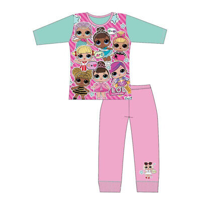 Lol Surprise Dolls Pyjamas. Ages 4-10 Years