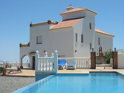 Beautiful Villa Spain Sleeps 8 Private Pool Breathtaking Views - early September