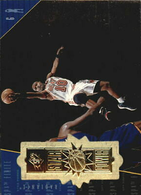 1998-99 SPx Finite Radiance #130 Tim Hardaway SP/2700 - NM-MT