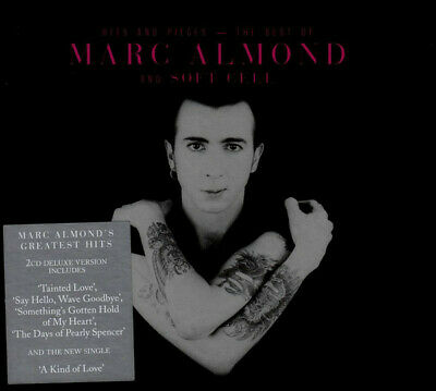 Marc Almond & Soft Cell - Hits and Pieces: The Best of (2CD)  Deluxe Edition NEW