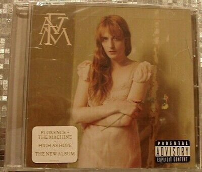 High As Hope [PA] * by Florence + the Machine (SEALED CD, Jun-2018, Republic)