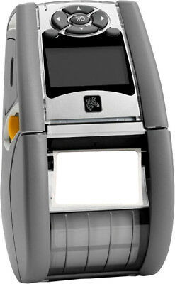 ZEBRA QLN220 USB Mobile Direct Thermal Label Printer w/Battery