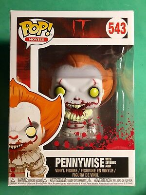 Funko POP! Pennywise with Severed Arm - IT - Movies #543 Exclusive!