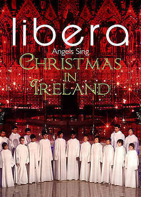 Libera: Angels Sing - Christmas in Ireland (DVD, 2013) Brand New