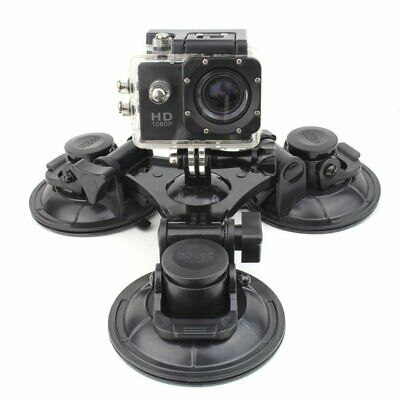 Car Windshield Suction 9cm Cup Stand Holder Mount for GoPro Hero 3+ 3 4 5 6 7
