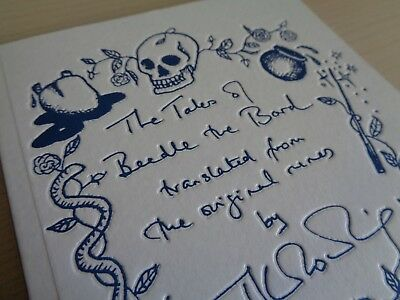 The Tales of Beedle the Bard Sotheby's Auction Catalogue 2007 Harry Potter Rare