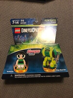 Lego Dimensions Level Pack Team Pack Fun Pack (71343)