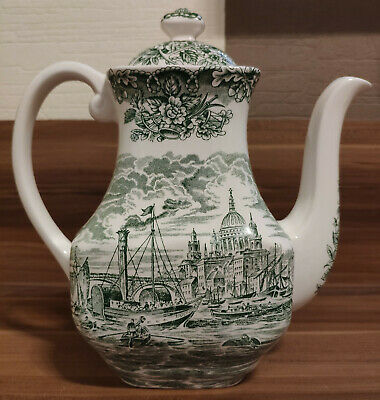 ENOCH WEDGEWOOD Historical Ports of England - TEEKANNE - The Port of London